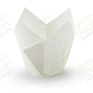 Muffin Paper P50 White 150 (50gsm)