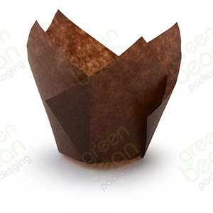 Muffin Paper P50 Brown 150 (50gsm)