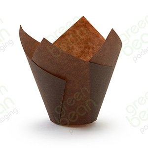Muffin Paper P30 Brown 110 (50gsm)