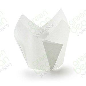 Muffin Paper P60 White 175 (55gsm)