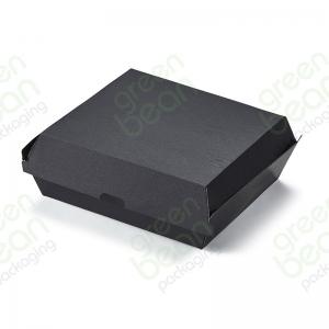 Black Dinner Snack Box